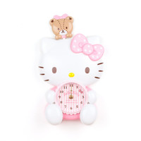 Hello Kitty Wall Clock: Tick Tock