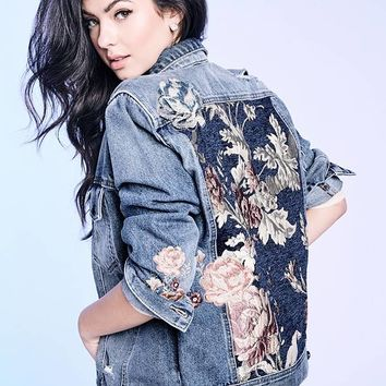 90s Icon Jean Jacket at Guess