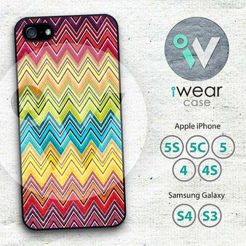 Missoni Pattern iPhone 5 Case, Aztec Tribal iPhone 5 5g 5s Hard & Rubber Case, cover skin case for iphone 5/5g/5s case