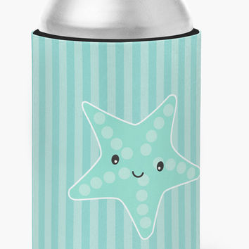 Starfish Can or Bottle Hugger BB7127CC