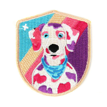 Cosmic Dalmation Patch
