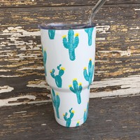 Honey Hush Printed Cups