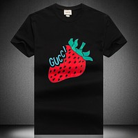 Boys & Men Gucci Fashion Casual Pattern Shirt Top Tee
