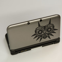 Majora mask decal sticker for 3ds or 3ds XL, also any other device