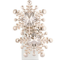 ROSE GOLD SNOWFLAKE DUOWallflowers Fragrance Plug