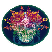 Grateful Dead - Electric Dimensions Bumper Sticker on Sale for $2.99 at HippieShop.com