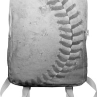 Baseball Backpack 2 created by Christy Leigh | Print All Over Me