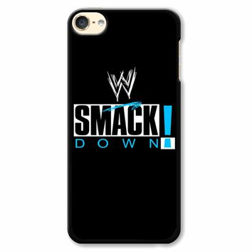 Wwe Smackdown Logo 1 iPod Touch 6 Case