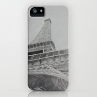 Eiffel Tower iPhone & iPod Case by Synthia Lay | Society6