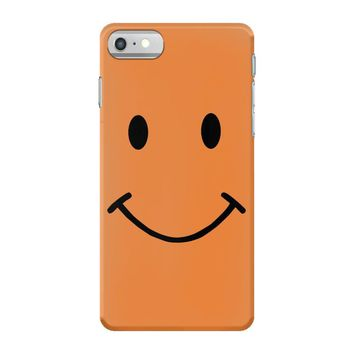 smiley face funny t shirt be happy love smile tee s 3xl iPhone 7 Case