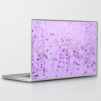 Speckled Spring Laptop & iPad Skin by Lisa Argyropoulos | Society6