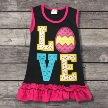 "Easter Egg ""Love"" Dress"