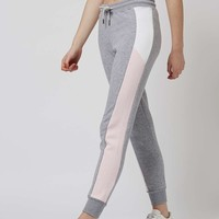 Colour Block Joggers - Topshop