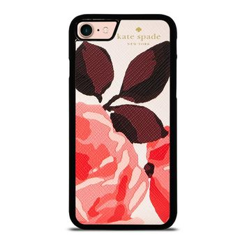 KATE SPADE CAMEROON STREET ROSES 3 iPhone 8 Case