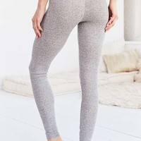 Out From Under Cozy Ribbed Legging - Urban Outfitters