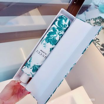 GUCCI Garden Print Folding Umbrella