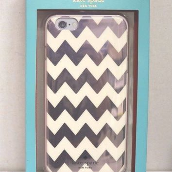 Kate Spade NY Hybrid Hard Shell Case for Apple iPhone 6/6s Plus KSIPH-012-CBFCB