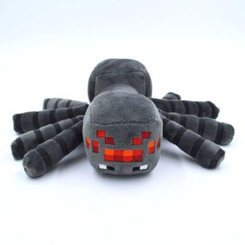 "Minecraft Spider Stuffed Plush 6.3""/16CM"