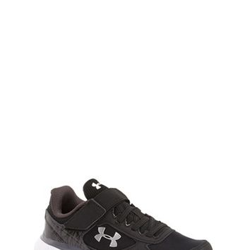 Boy's Under Armour 'Micro G Velocity' Athletic Shoe,