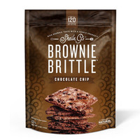 Brownie Brittle - Chocolate Chip: 5-Ounce Bag