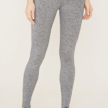 Active Colorblocked Leggings | Forever 21 - 2000169722