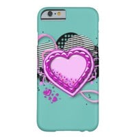 Sweetheart Fashion IPHONE 6(S) CASE Barely There iPhone 6 Case