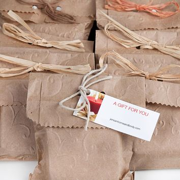 100 Soap Favors for Weddings - Baby Shower