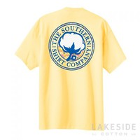Pineapple Logo in Sunshine | Lakeside Cotton