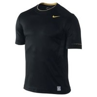 Nike Store. LIVESTRONG Pro Combat Hypercool Fitted Men's Shirt