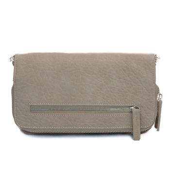 Rochelle Handbag in Dove Grey
