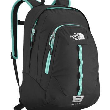 The North Face - Women's Vault Backpack (TNF Black Ion Blue)