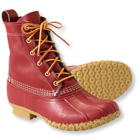 Women's Bean Boots by L.L.Bean, Special-Edition Red 8