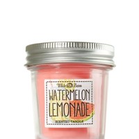 Mini Mason Jar Candle Watermelon Lemonade