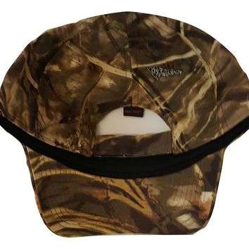 Outdoor Cap Classic Twill Realtree Max-4 Camo Hat Camouflage Cap
