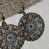Rebirth Arabian Night Earrings - HaileyMason, LLC Store