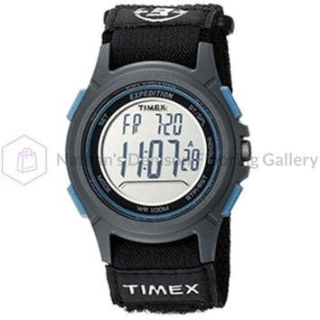 Timex Expedition® Basic Digital Slip-Thru Watch - Black