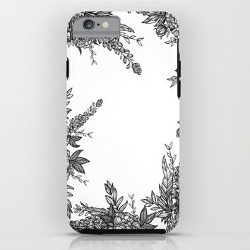 Bohemian Woods- One iPhone & iPod Case by Luna Artwork