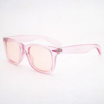 Hot Sale Transparent Sweets Stylish Sunglasses [4915069508]