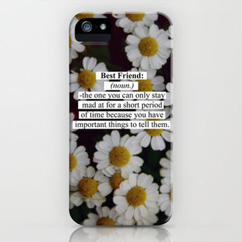Best Friend: iPhone & iPod Case by Sara Eshak