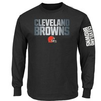 Majestic Cleveland Browns Up and Over Tee