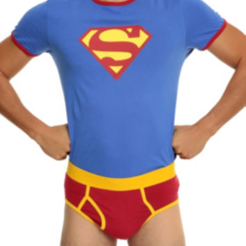 Underoos DC Comics Superman Guys Underwear Set