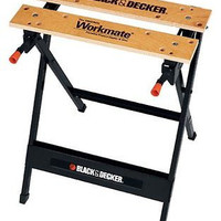 P 350-Pound Capacity Portable Work Bench Work Woodworking New Free Shipping