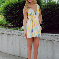 Bright Horizons Dress