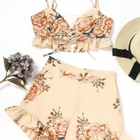 Gaige Two Piece Set
