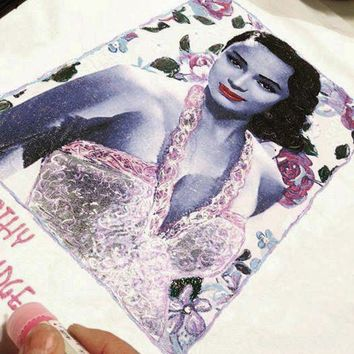 DOROTHY DANDRIDGE T-shirt Painted 3d Art to Wear
