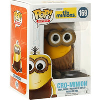 Funko Minions Pop! Movies Cro-Minion Vinyl Figure