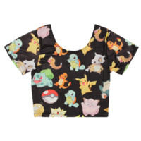 POKEMON CROP TOP - PREORDER