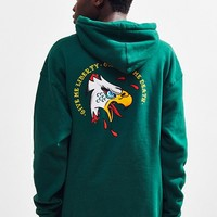Loser Machine Give Me Liberty Hoodie Sweatshirt | Urban Outfitters