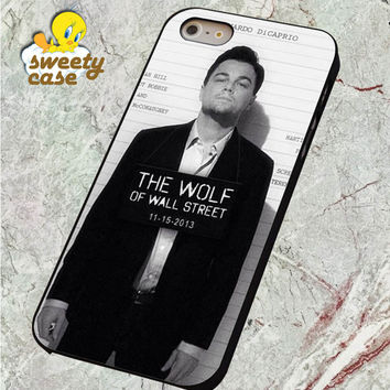 The Wolf of wall street mug shot For SMARTPHONE CASE
