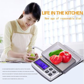 hot new holiday sale 2000g x 0 1g pocket electronic digital jewelry scales weighing kitchen scales balance hot new